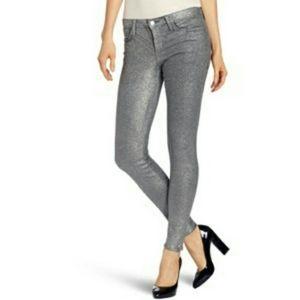 Joe's Jeans The Skinny Glitter Jeans